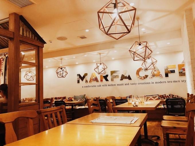 MARFA CAFÉ