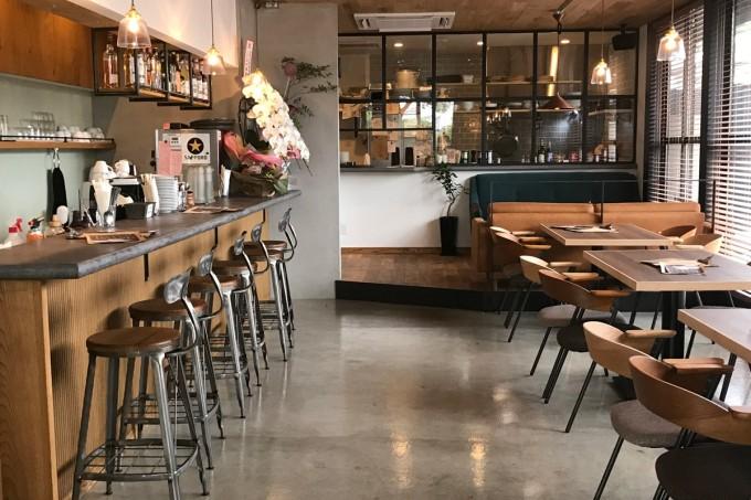 CAFE18番