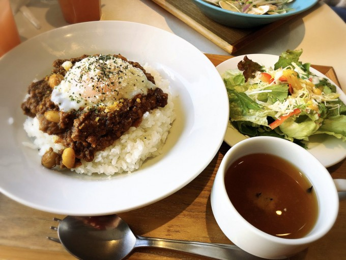 rix's cafe ランチ