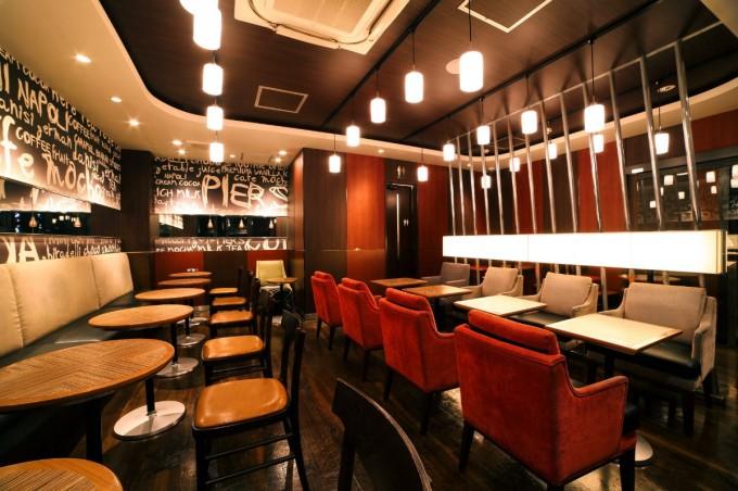 PIER'S CAFE ピアーズカフェ 大宮店