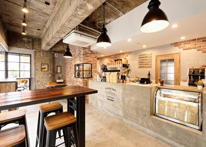 バイロンベイコーヒー 水戸店