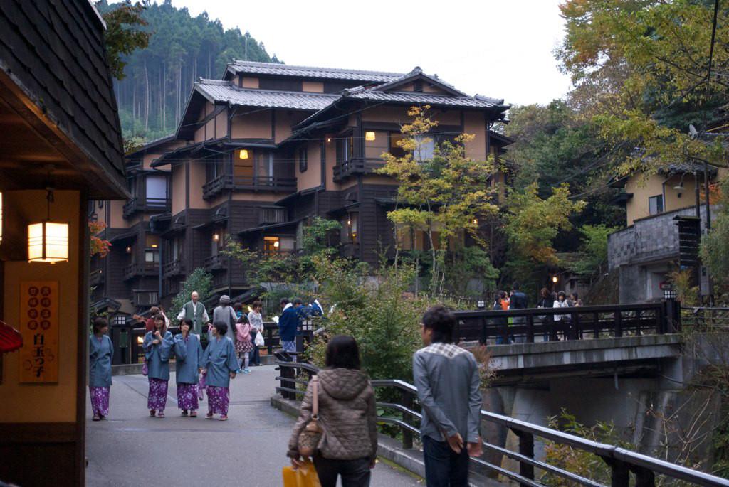 熊本県の露天風呂があるお勧めの宿を厳選