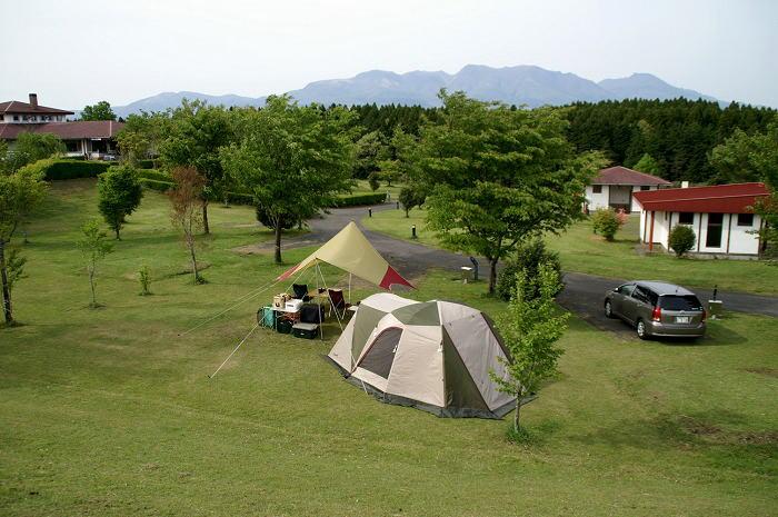 ファームビレッジ産山キャンプ場