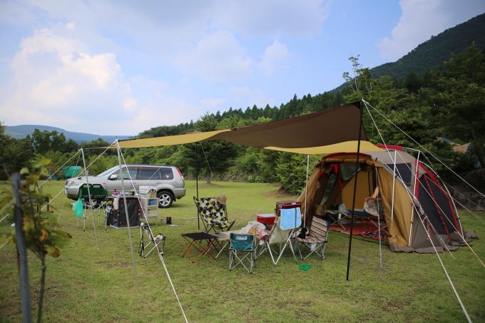 ゴンドーシャロレーオートキャンプ場