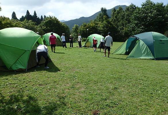 五ヶ瀬の里キャンプ