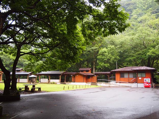 日之影キャンプ場