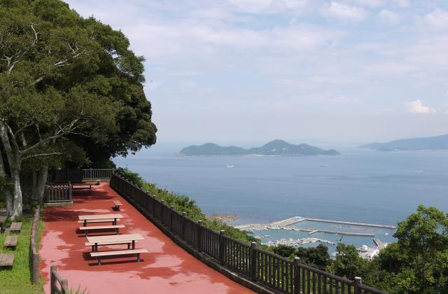 福岡離島 御嶽山