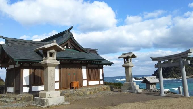 福岡離島 遥拝所