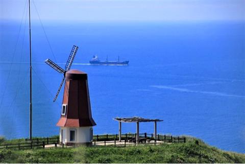 福岡離島 風車