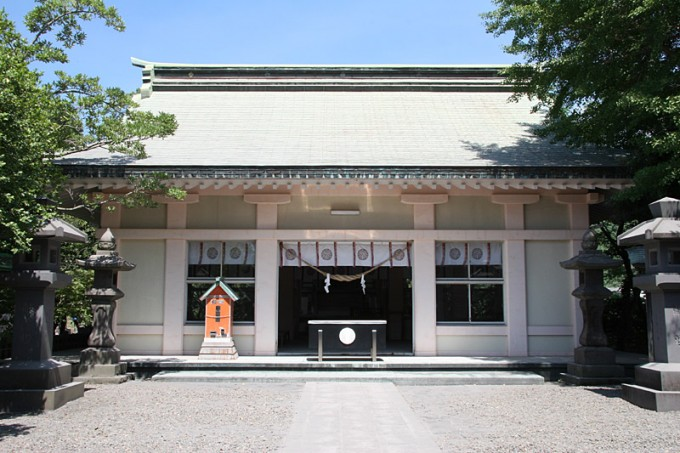 鹿児島 御朱印 南洲神社