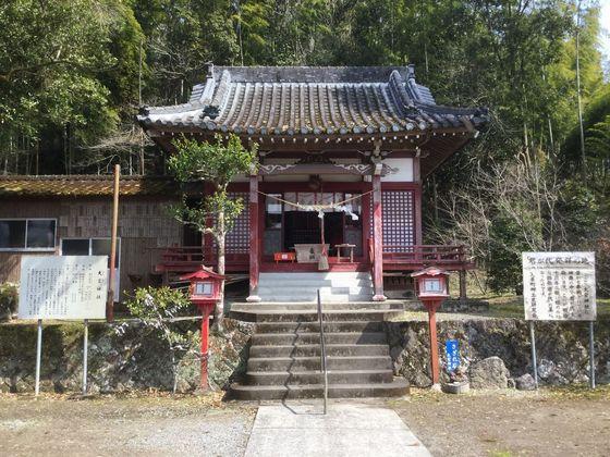 鹿児島 御朱印 大宮神社