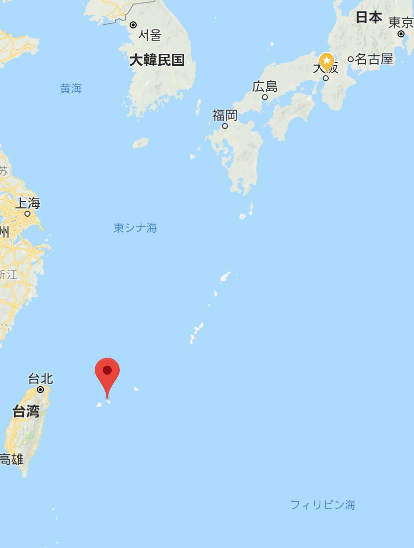 石垣島とはそもそもどこ?