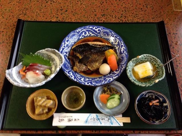 ふじ島料理