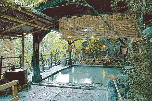 天ヶ瀬温泉