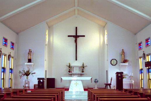 奈留教会2