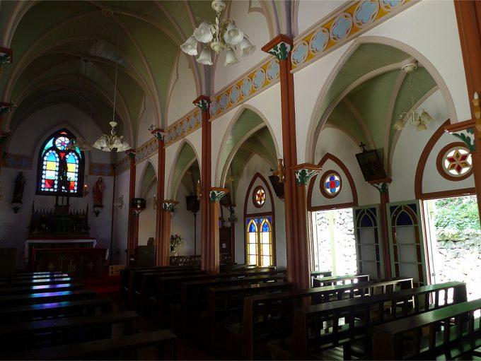 宝亀教会2