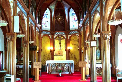 山田教会2