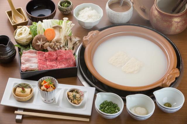 佐賀牛湯豆腐