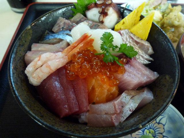 水産食堂海鮮丼