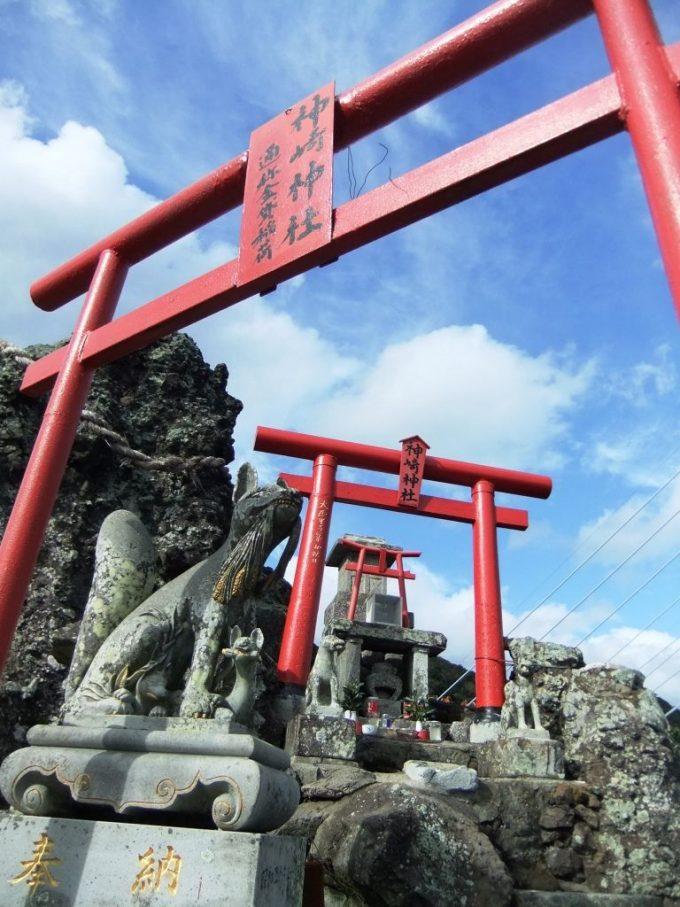 神崎神社2