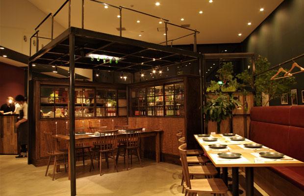 菊鹿レストラン