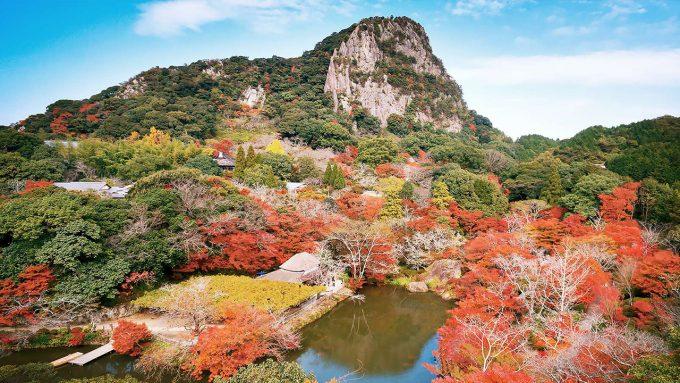 御船山楽園紅葉