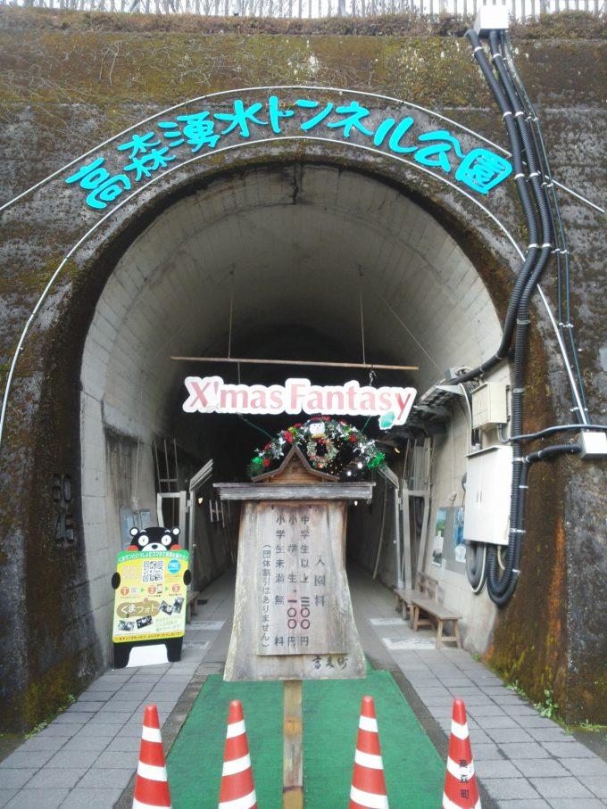 トンネルイルミネーション2