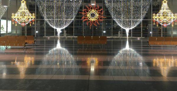 福岡空港イルミネーション2