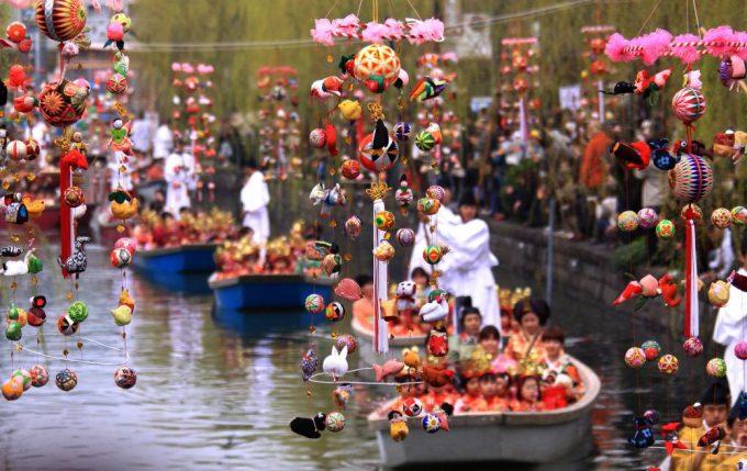 柳川ひな祭り