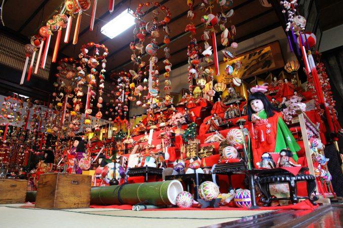 柳川雛祭りさげもんめぐり