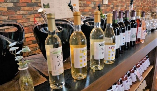 由布院ワイン2
