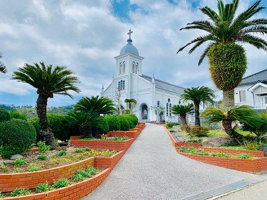 大江教会とロザリオ館