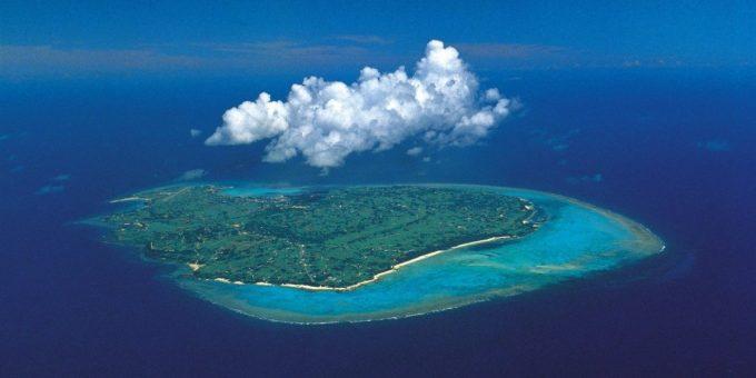 絶景とビーチを楽しむ与論島1泊2日