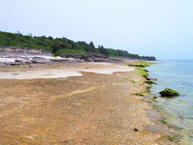 沖永良部島ビーチロック