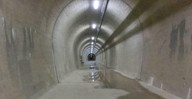 地下ダムトンネル