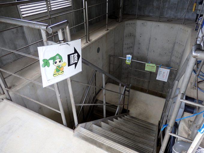 地下ダムトンネル2