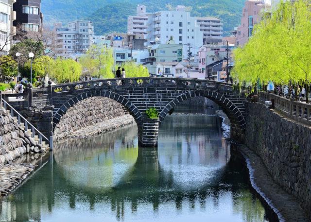 長崎 インスタ映え 眼鏡橋