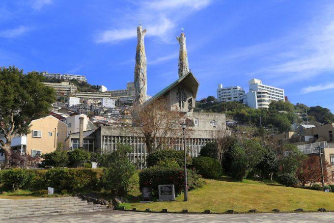 長崎 インスタ映え 西坂教会