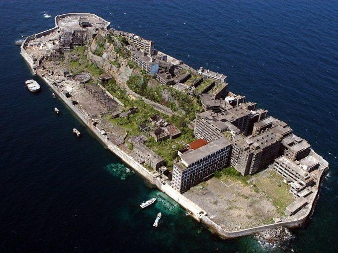 長崎 インスタ映え 軍艦島