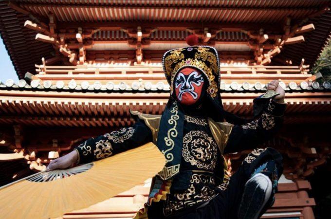 長崎 インスタ映え 長崎孔子廟2