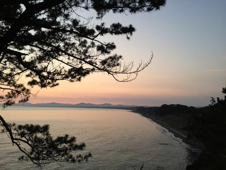 鹿児島県 インスタ映え あじろ浜風景