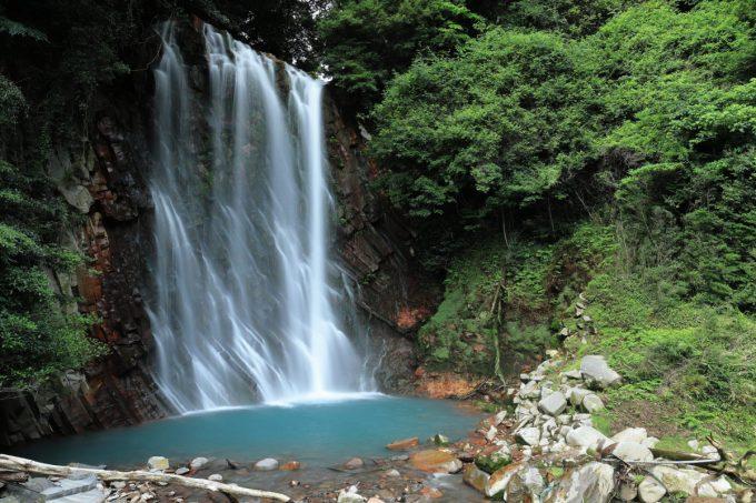 鹿児島県 インスタ映え 丸尾の滝