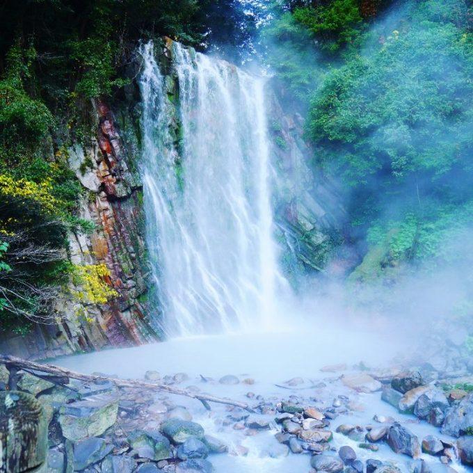 鹿児島県 インスタ映え 丸尾の滝3