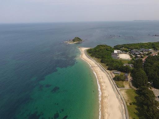福岡 インスタ映え 勝馬海岸