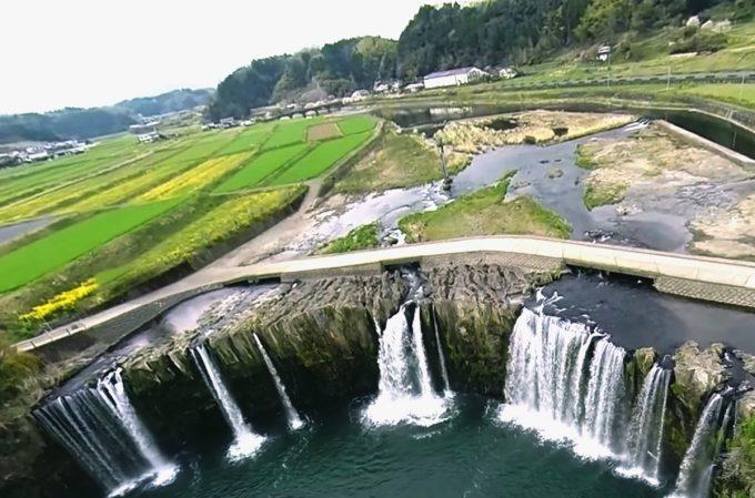 大分県 インスタ映え 原尻の滝