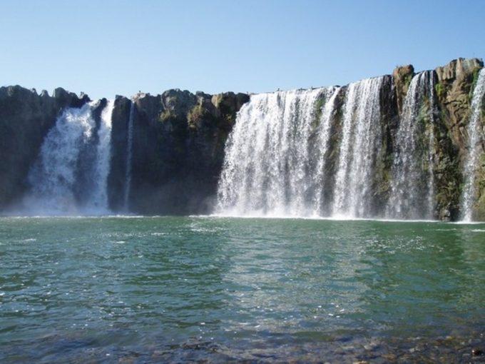 大分県 インスタ映え 原尻の滝2