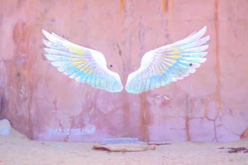 福岡 インスタ映え 天使の羽