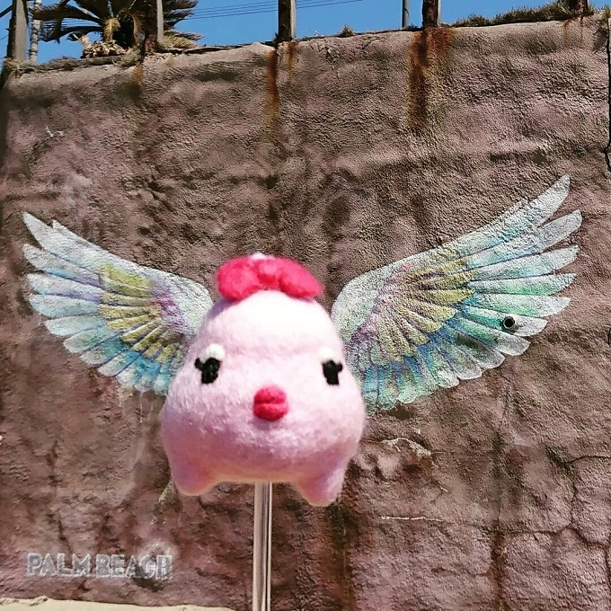 福岡 インスタ映え 天使の羽2
