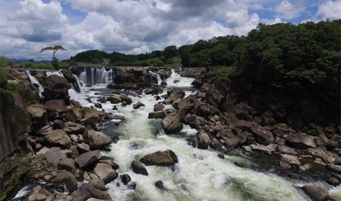 鹿児島県 インスタ映え 曽木の滝