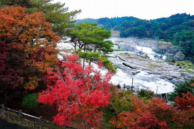 鹿児島県 インスタ映え 曽木の滝2